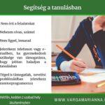 Segítség a tanulásban
