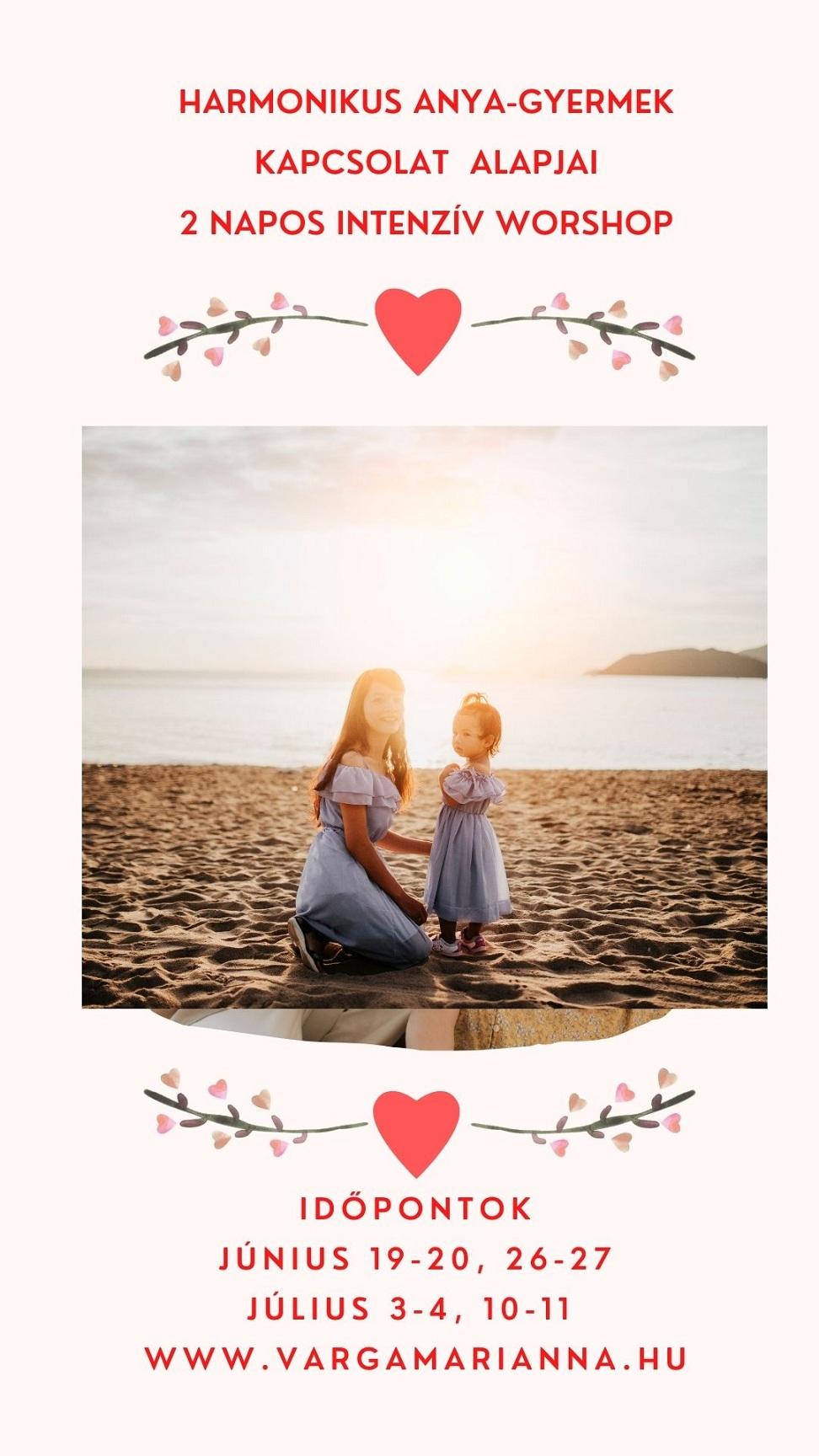 harmonikus anya-gyermek kapcsolat alapjai