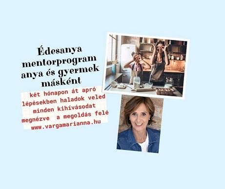 mentorprogram édesanyáknak